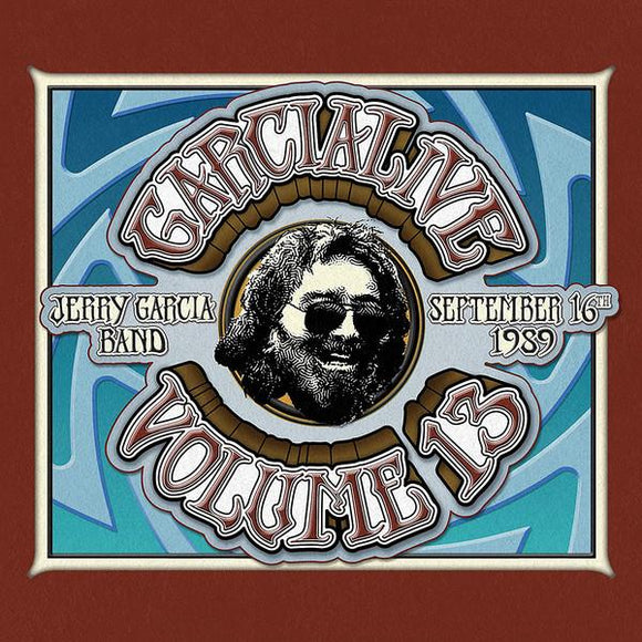 GARCIA, JERRY<BR><I> GARCIALIVE VOL. 13: SEPTEMBER 16TH, 1989 2CD</I>