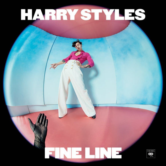 STYLES,HARRY<br><i> FINE LINE [180G] 2LP</I>