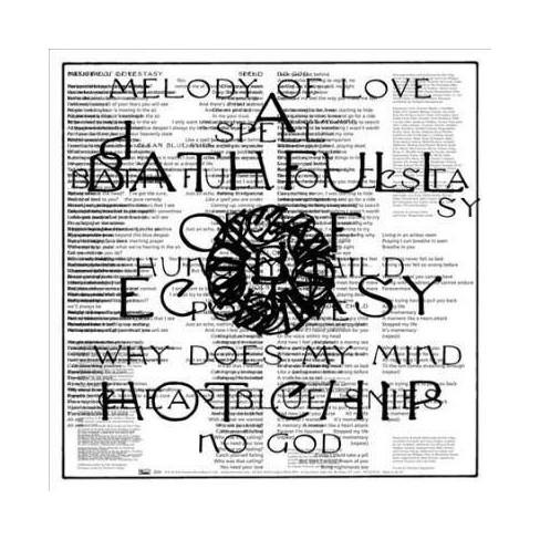 HOT CHIP<BR><I>A BEAUTIFUL BATH FULL OF ECSTASY [Ltd Alternate Cover Art, Crystal Clear Vinyl] 2LP</I>