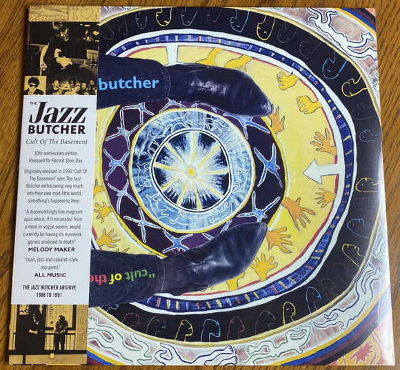 JAZZ BUTCHER<BR><I>CULT OF THE BASEMENT (RSD) LP<br>[LIMIT 1 PER CUSTOMER]</I>