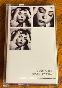 OLSEN, ANGEL <BR><I> WHOLE NEW MESS [Cassette] </I>