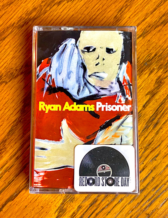 ADAMS, RYAN <BR><i> PRISONER [Indie Exclusive Red Cassette] </I><br><br>
