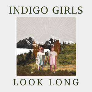 INDIGO GIRLS<BR><I>LOOK LONG (Indie Exclusive CD w/Guitar Pick) CD</I>
