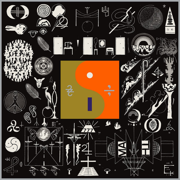BON IVER<br> <i>22 A MILLION LP</I>