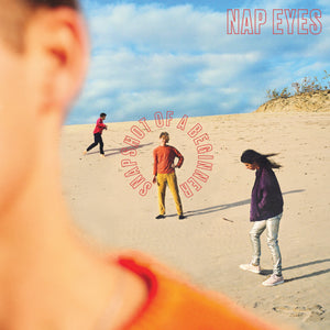 NAP EYES<br> <I>SNAPSHOT OF A BEGINNER [Coke Bottle Clear] LP</I>
