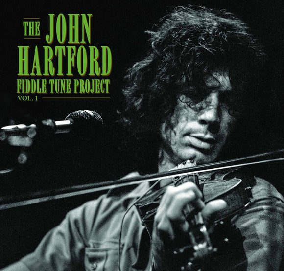 VARIOUS ARTISTS<BR><I>JOHN HARTFORD FIDDLE TUNE PROJECT 1 LP</I>