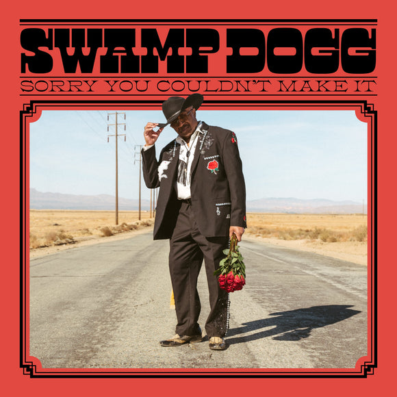 SWAMP DOGG<br> <I>SORRY YOU COULDN'T MAKE IT[Swamp Green Vinyl + 7