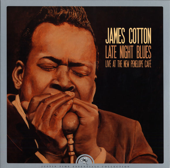 COTTON, JAMES <BR><I> LATE NIGHT BLUES: Live at New Penelope Cafe (RSD) LP</I>