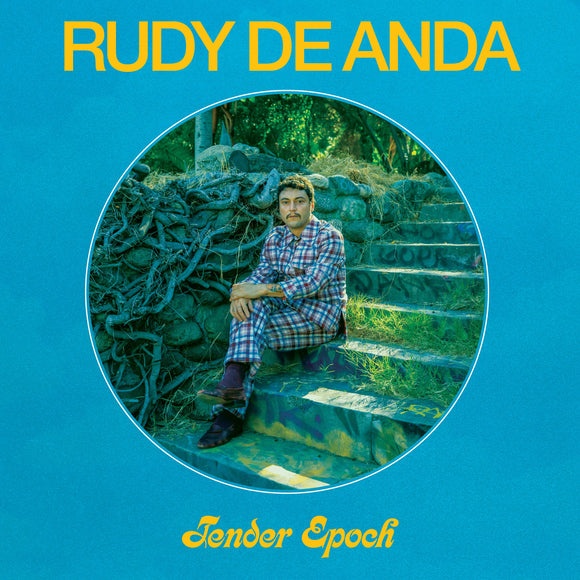 DE ANDA, RUDY<BR><I>TENDER EPOCH [Topo Chico Bottle Clear Vinyl] LP</I>