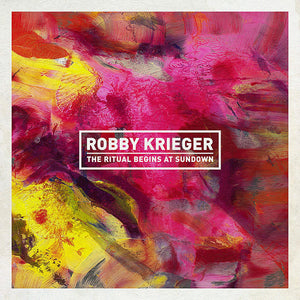 KRIEGER, ROBBY (DOORS)<BR><I>THE RITUAL BEGINS [Limited Yellow Vinyl] LP</I>