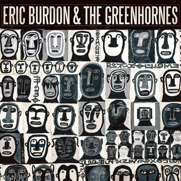 ERIC BURDON & THE GREENHORNES<br> <I>ERIC BURDON & THE GREENHORNES [180G] EP</I>