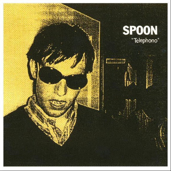 SPOON<BR><I>TELEPHONO (Reissue) LP</I>