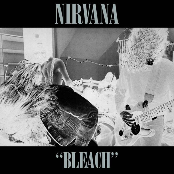 NIRVANA<BR><I>BLEACH LP</I>