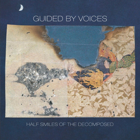 GUIDED BY VOICES<BR><I> HALF SMILES OF THE DECOMPOSED (15th Anniversary Reissue) LP</I>