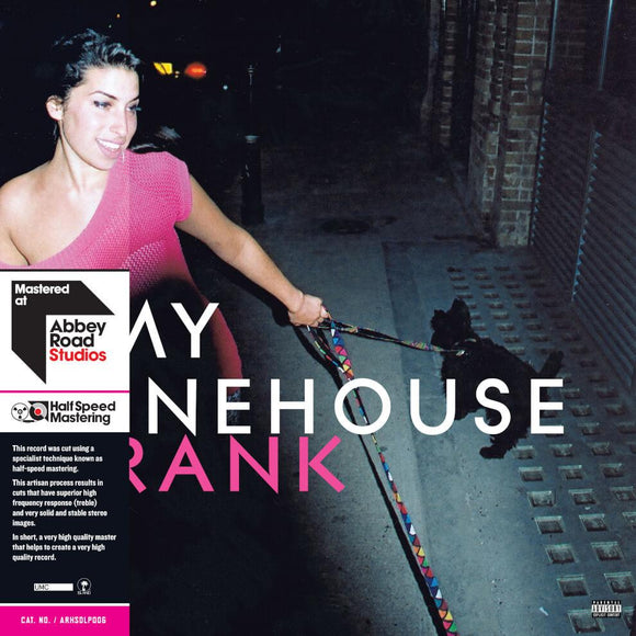 WINEHOUSE,AMY / FRANK [Half-Speed Master] 2LP</I>