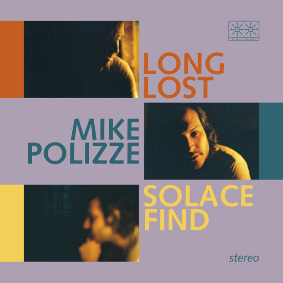 POLIZZE, MIKE<BR><I>LONG LOST SOLACE FIND [Transparent Blue Vinyl] LP</I>