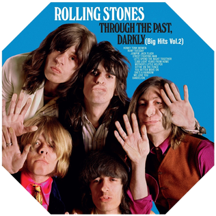 ROLLING STONES, THE <BR><I> THROUGH THE PAST, DARKLY [RSD 2019 ORANGE 180G VINYL] LP</I>
