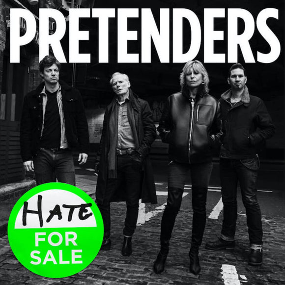 PRETENDERS<br><i>HATE FOR SALE LP</I>