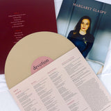 GLASPY, MARGARET<BR><I>DEVOTION [Sandstone Color] LP<br>**BONUS ARTIST SIGNED COVER**</I>