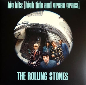 ROLLING STONES<BR> <I>BIG HITS(HIGH TIDE AND GREEN GRASS) [RSD 2019 GREEN 180G VINYL] LP</I>