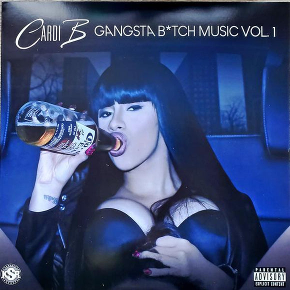CARDI B<BR> <I>GANGSTA B*TCH MUSIC VOL 1 [RSD 2019] LP</I>