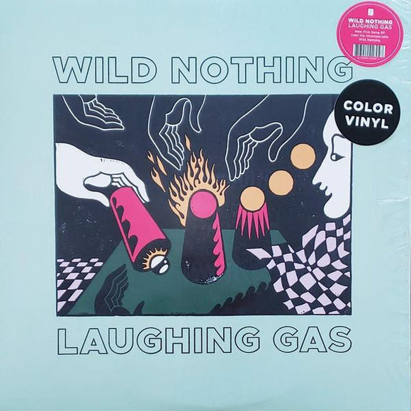 WILD NOTHING<BR> <I>LAUGHING GAS (12