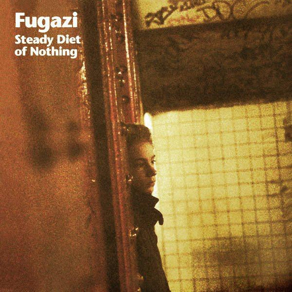 FUGAZI<BR><I>STEADY DIET OF NOTHING (w/download) LP</I>
