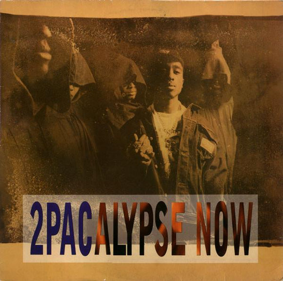 <BR><BR>2PAC<BR><I>2PACALYPSE NOW 2LP</I>