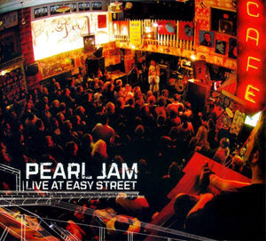 PEARL JAM<BR><I>LIVE AT EASY STREET LP</I>