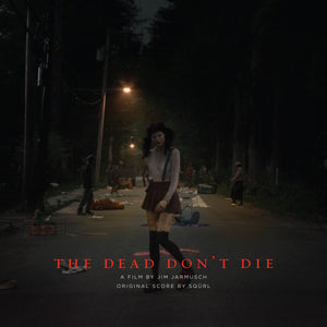 SQÜRL<br> <I>THE DEAD DON'T DIE [Bloody LeMans Vinyl] LP</I>