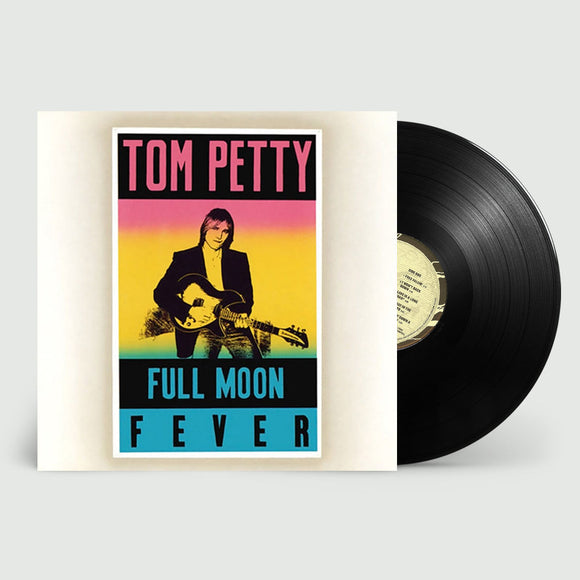 PETTY, TOM <BR><I> FULL MOON FEVER [180G] LP</I><BR><BR>