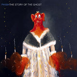PHISH<br><i>STORY OF THE GHOST [Red & Black Vinyl] 2LP</I>