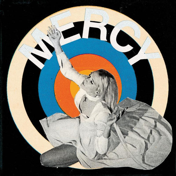 BERGMAN, NATALIE <BR><I> MERCY [Indie Exclusive Opaque Blue Vinyl] LP</I><br><br>