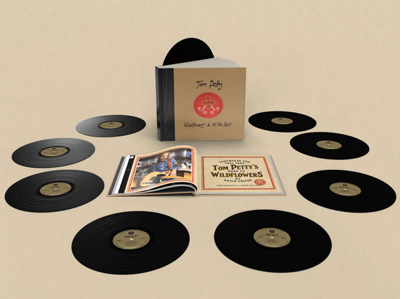 PETTY, TOM <BR><I> WILDFLOWERS & ALL THE REST [Indie Exclusive Super Deluxe Box] 9LP</I>