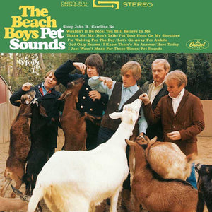BEACH BOYS, THE <BR><I> PET SOUNDS [Stereo] LP</I>