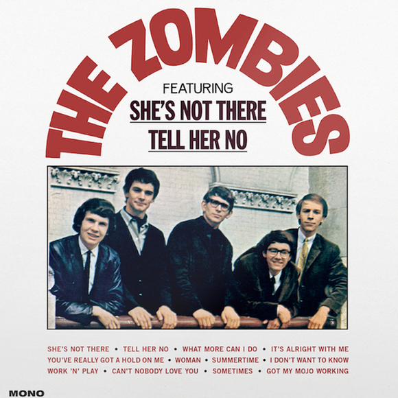 ZOMBIES, THE<BR><I>THE ZOMBIES (Reissue) LP</I>