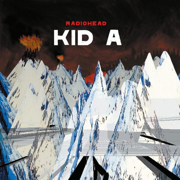 RADIOHEAD<BR><I> KID A (Reissue) 2LP</I>