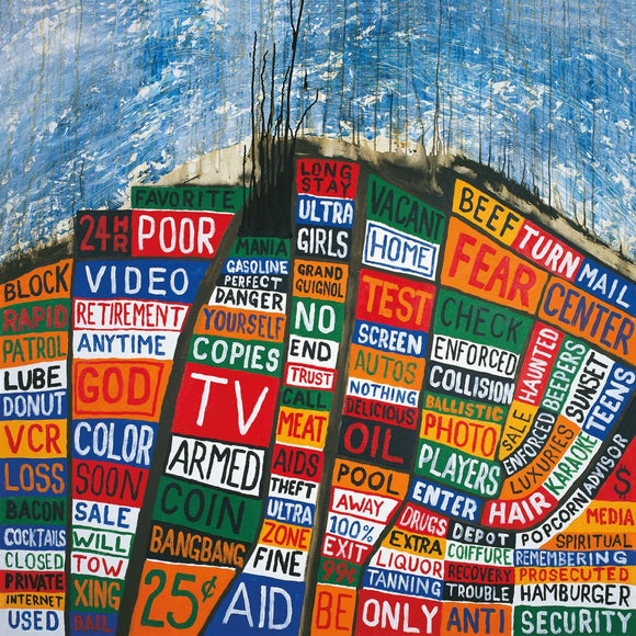 RADIOHEAD<BR><I> HAIL TO THE THIEF (Reissue) 2LP</I>