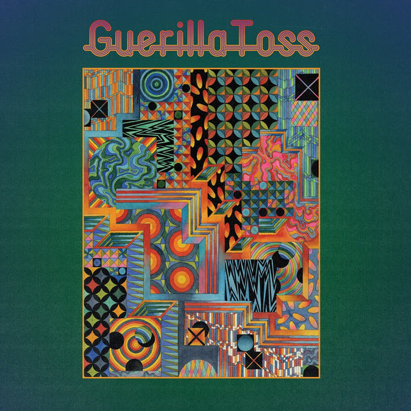 GUERILLA TOSS<BR><I> TWISTED CRYSTAL LP</I>