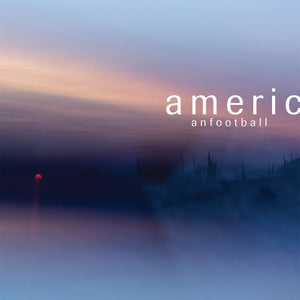 AMERICAN FOOTBALL<br><i>AMERICAN FOOTBALL (LP3) [Light Blue Vinyl] LP</I>