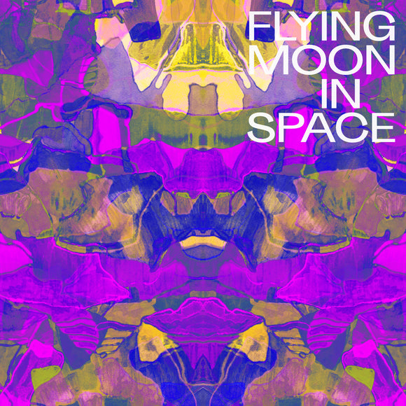 FLYING MOON IN SPACE <BR><I> FLYING MOON IN SPACE [Indie Exclusive White Vinyl] LP</I>