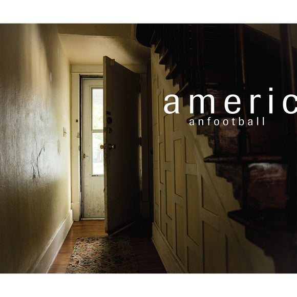 AMERICAN FOOTBALL<br><i>AMERICAN FOOTBALL (LP2) [Orange Vinyl] LP</I>