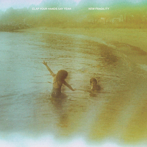 CLAP YOUR HANDS SAY YEAH <BR><I> NEW FRAGILITY [Limited Milky Clear Vinyl] LP</I>