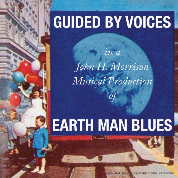 GUIDED BY VOICES <BR><I> EATH MAN BLUES LP</I><BR>