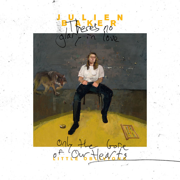 BAKER, JULIEN <BR><I> LITTLE OBLIVIONS [Limited Edition Yellow Vinyl] LP</I>