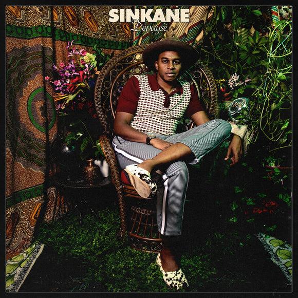SINKANE <BR><I> Dépaysé [Limited Edition Orange Vinyl] LP</I>