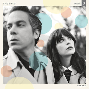 SHE & HIM<BR><I>VOLUME 3 LP</I>