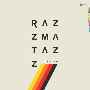I DONT KNOW HOW BUT THEY FOUND ME <br><i> RAZZMATAZZ [Indie Exclusive Peach Color Vinyl] LP</I>