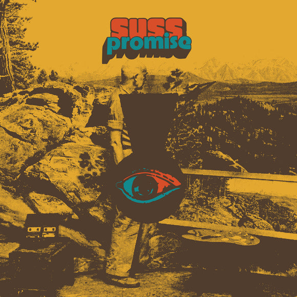 SUSS <BR><I> PROMISE [Indie Exclusive Red Vinyl] LP</I><br>
