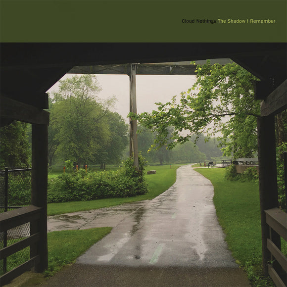 CLOUD NOTHINGS <BR><I> THE SHADOW I REMEMBER [Spectral Light Whirl Vinyl] LP</I><BR>